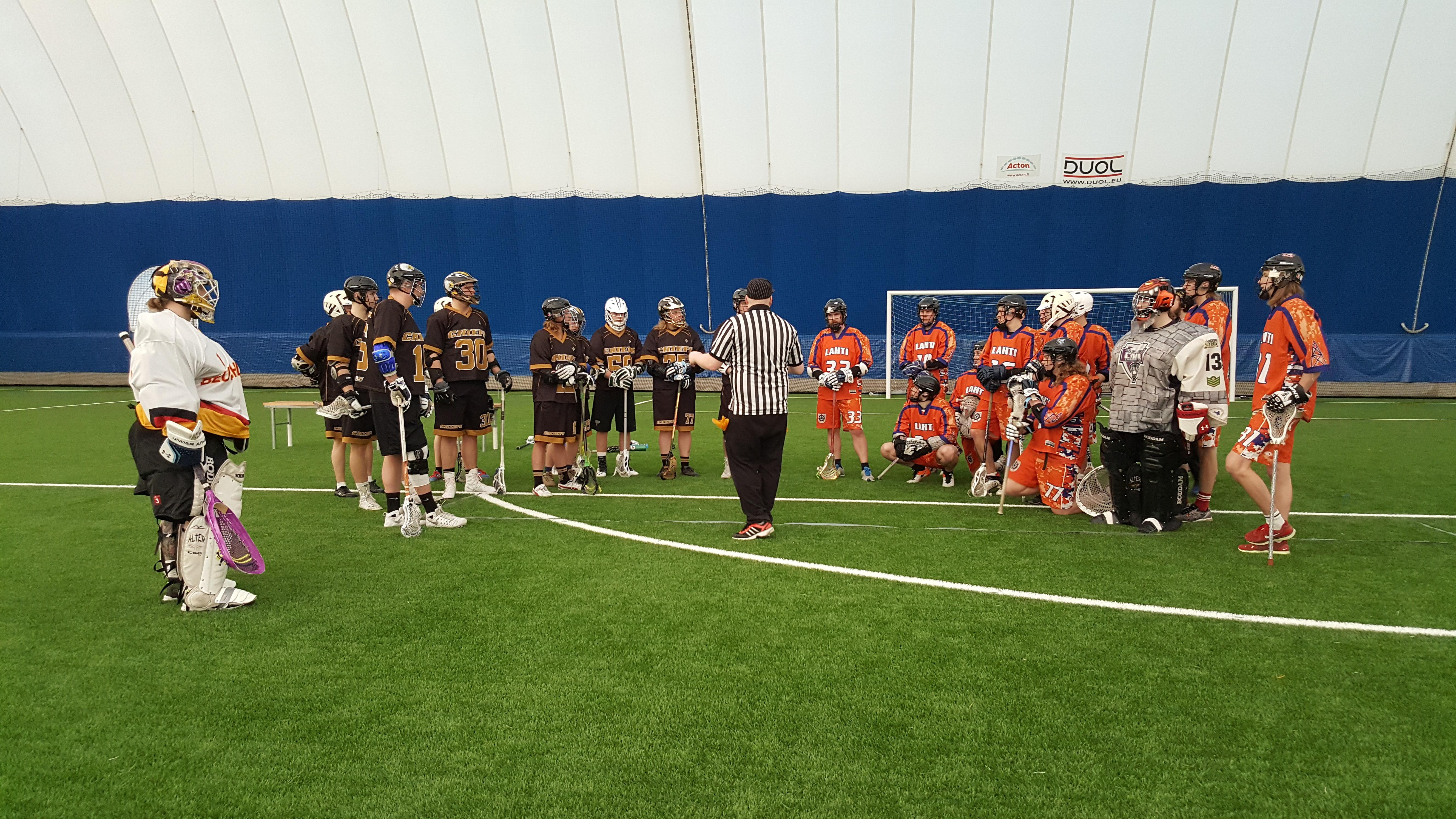 helsinki chiefs, lahti lacrosse, box lacrosse, suomi lacrosse