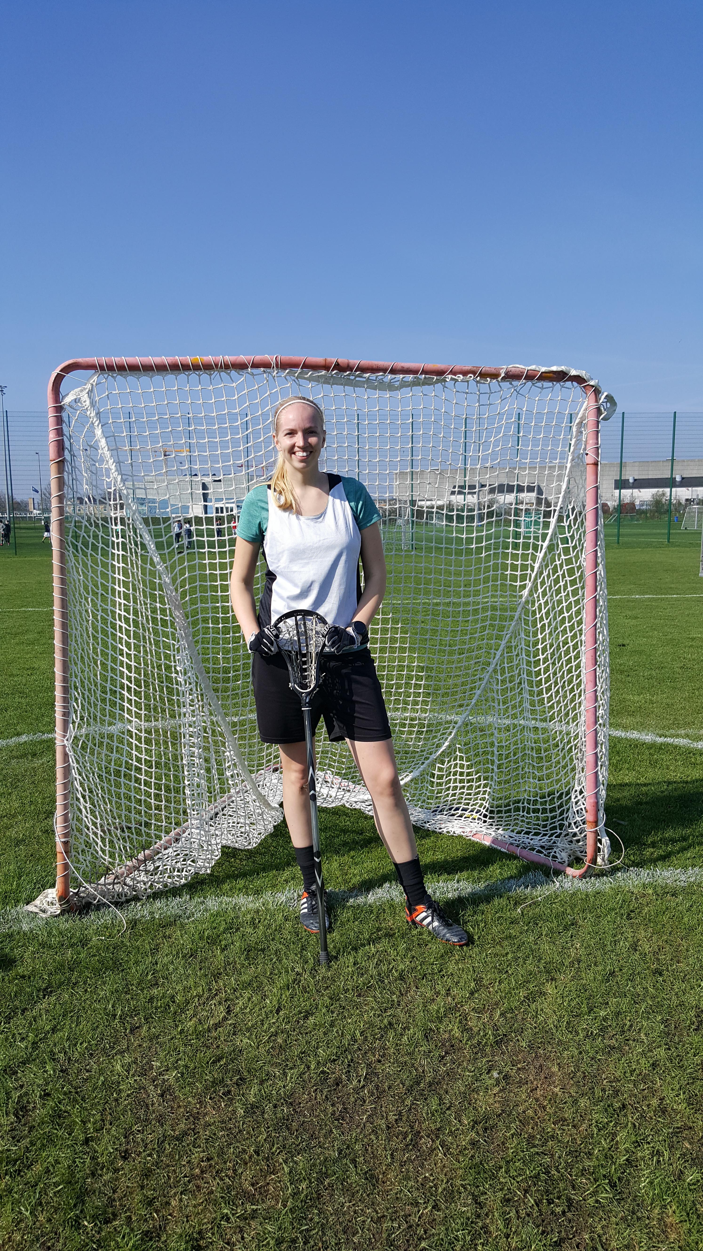 Kööpenhamina Lacrosse, Fanny Sutela
