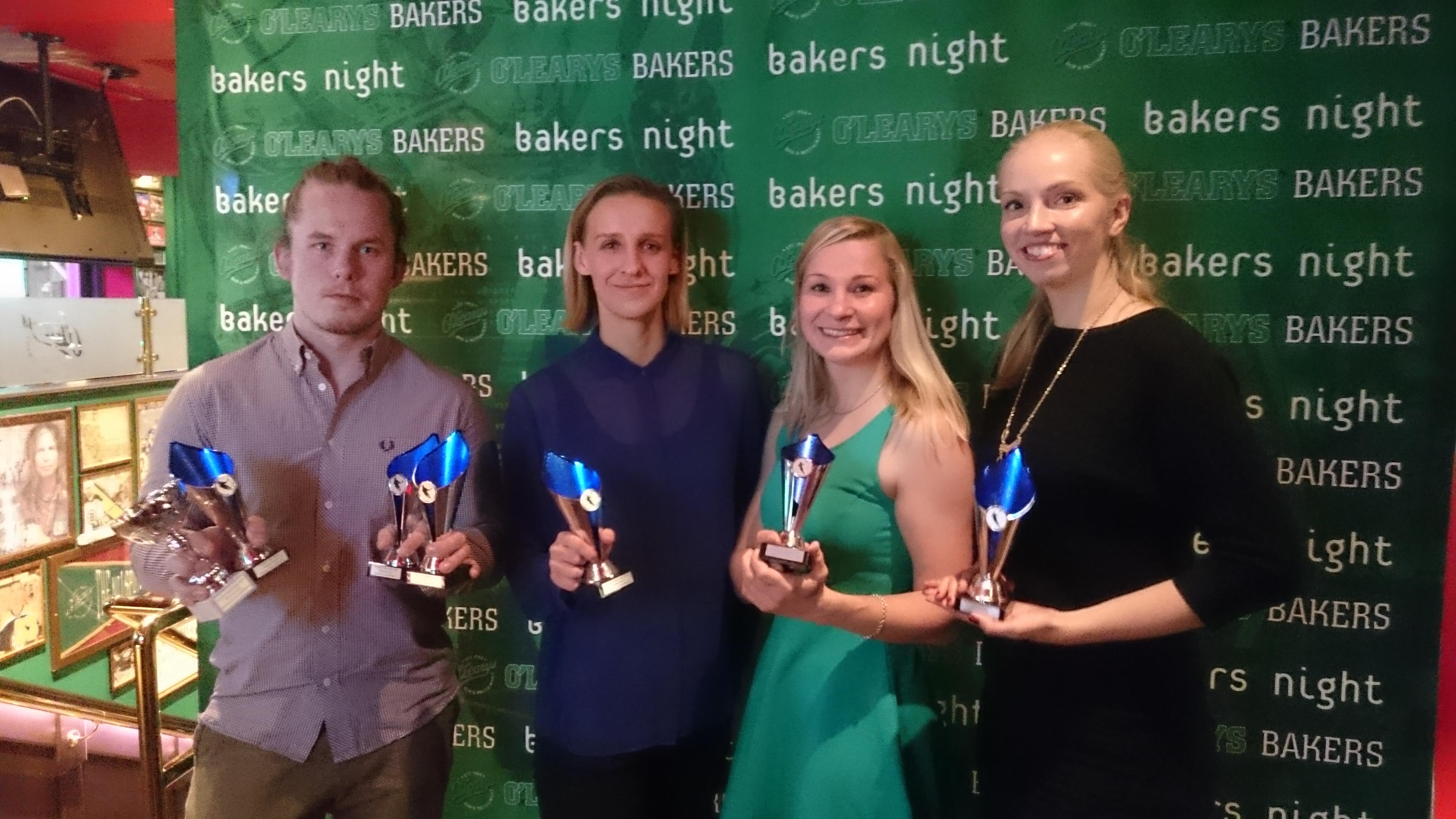 Suomen Lacrosseliitto 15v