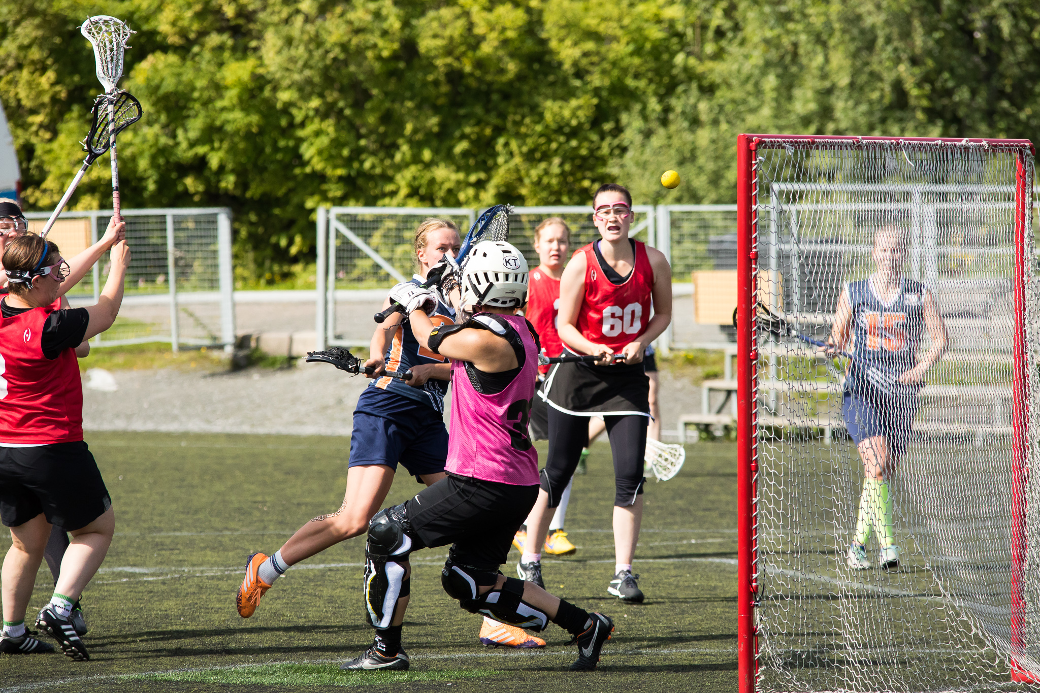 WSU vs Lahti Predators Women