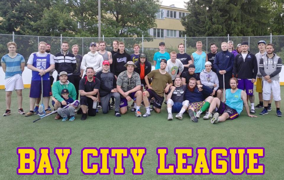Bay City League 2017 saatiin käyntiin